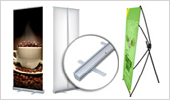Print Banner Stands